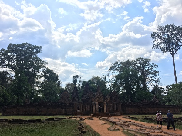 Amazing Cambodia and Thailand Trip - Banteay Srei Temple