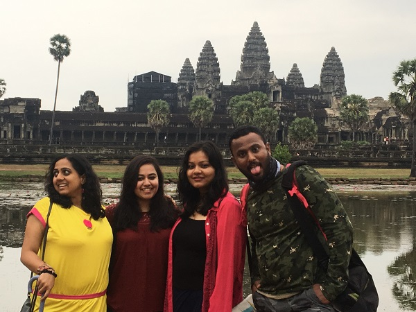 Amazing Cambodia and Thailand Trip - Siem Reap Angkor Temple