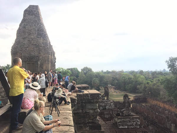 Amazing Cambodia and Thailand Trip - Siem Reap Pre Rup