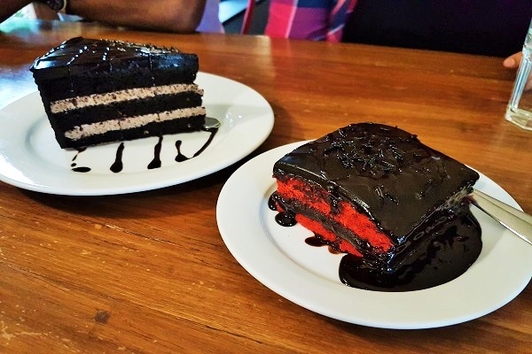 Pastries - Black Vanilla Cafe Goa