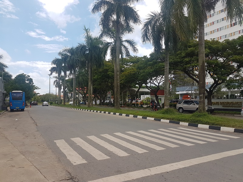 Streets of Batam - Journey to Batam Island Indonesia