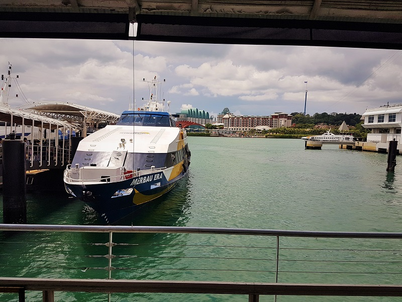 Ferries to Batam Islands From Singapore - Journey to Batam Islands Indonesia