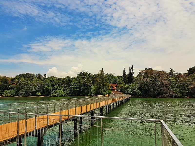 Visitor Center & Viewing Jetty at Pulau Ubin - Detailed Guide to Pulau Ubin