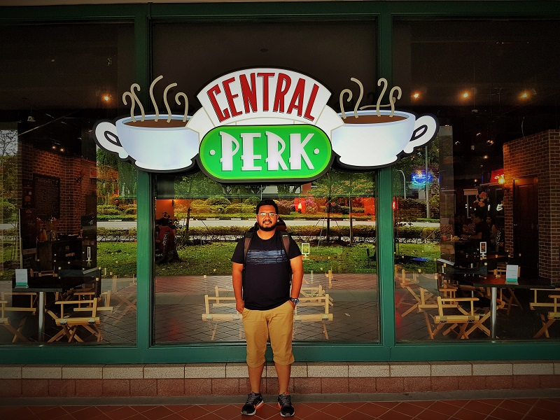 Central Perk Singapore - A Detailed Guide