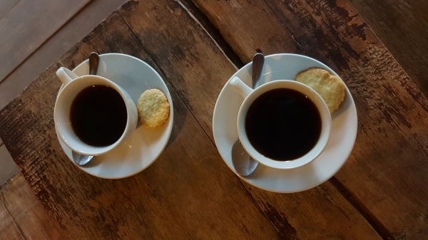 Luwak Coffee with Cookies - Guide To Luwak Coffee Bali