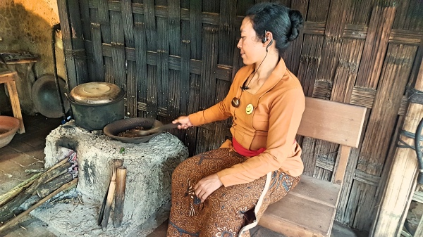 Roasting Luwak Coffee - Guide To Luwak Coffee Bali
