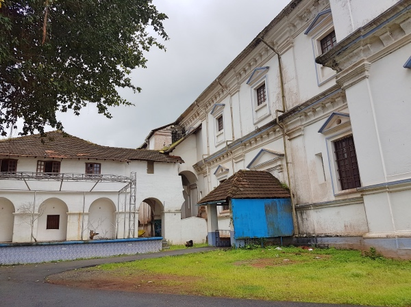 Our Lady of Compassion Church Divar Island - Divar Island Goa Tour Guide