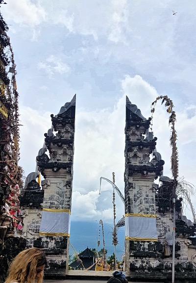 Gates of Heaven at Lempuyang Temple Bali