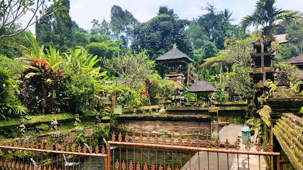 Gunung Kawi Sebatu Temple Compound