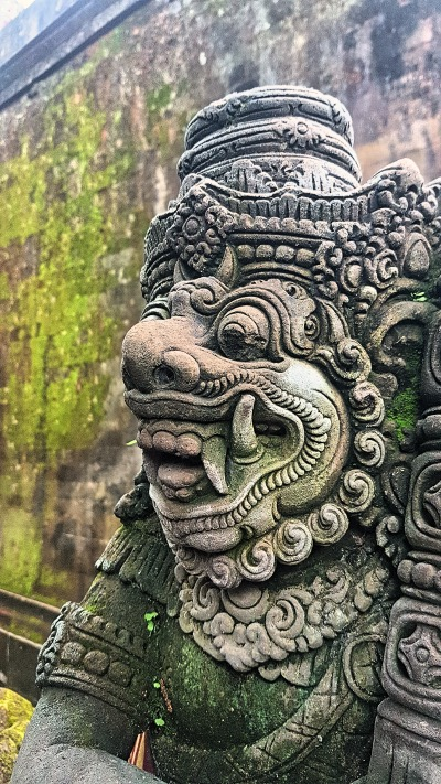 Ubud Royal Palace Art