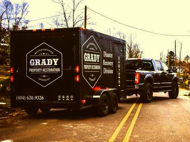 Grady Property Restoration