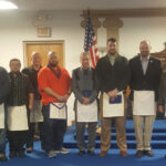 2017 New Master Masons