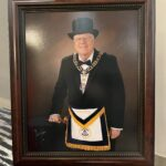Most Worshipful Grand Master Jim Carlton