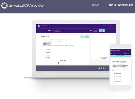 Universal CPA Test Bank