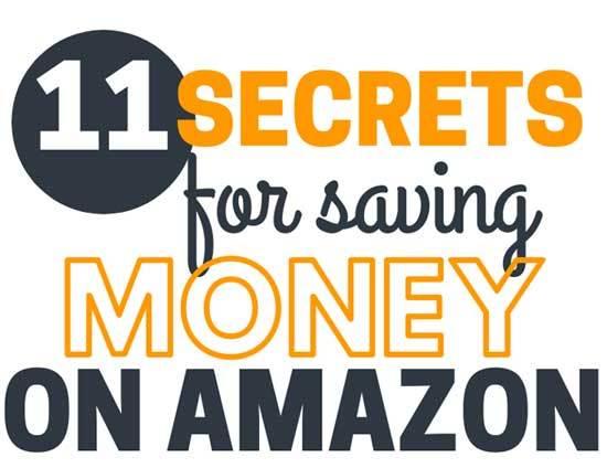 Save Money Shopping on Amazon