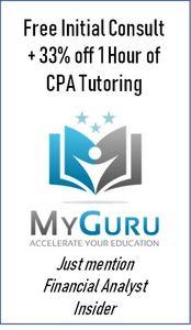 My Guru CPA Tutoring Discount