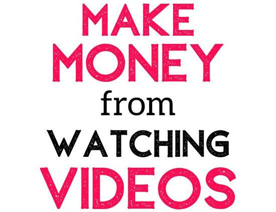 make extra money watching videos and ads