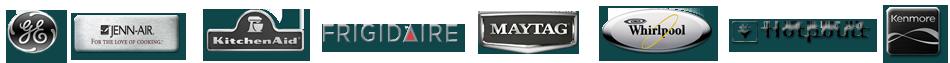 ulmer's appliance brands banner
