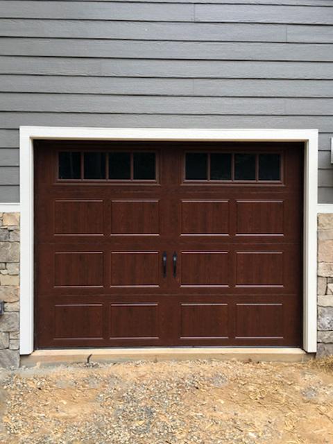tall-dark-brown-garage-door