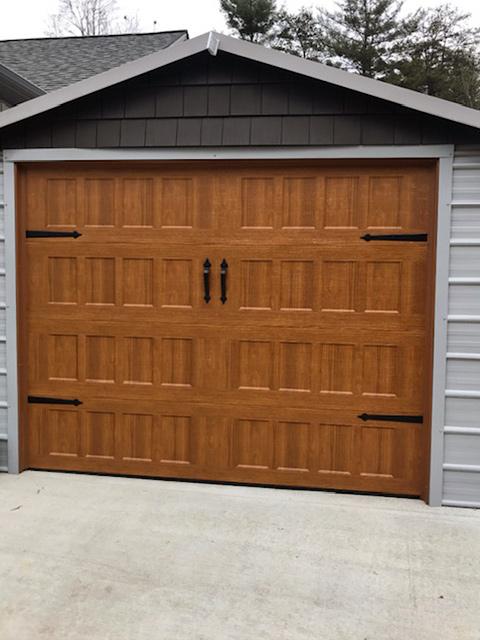 garage door opener asheville nc