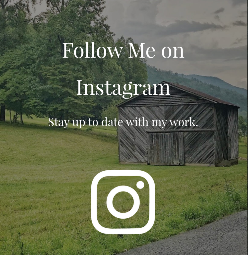 Follow Virginia on Instagram