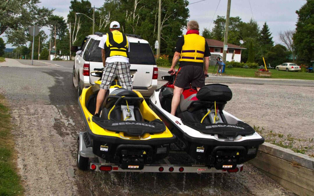 Sea Doo Launches For Southern Ontario Jet Skiing