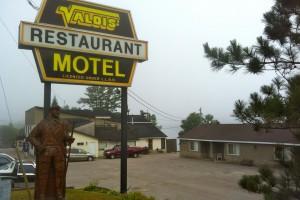 Photo of Valois Motel, Mattawa on Ottawa River Sea Doo Tour Blast