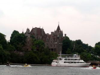 Photo of Boldt Castle on 1000 Islands Sea Doo Tour
