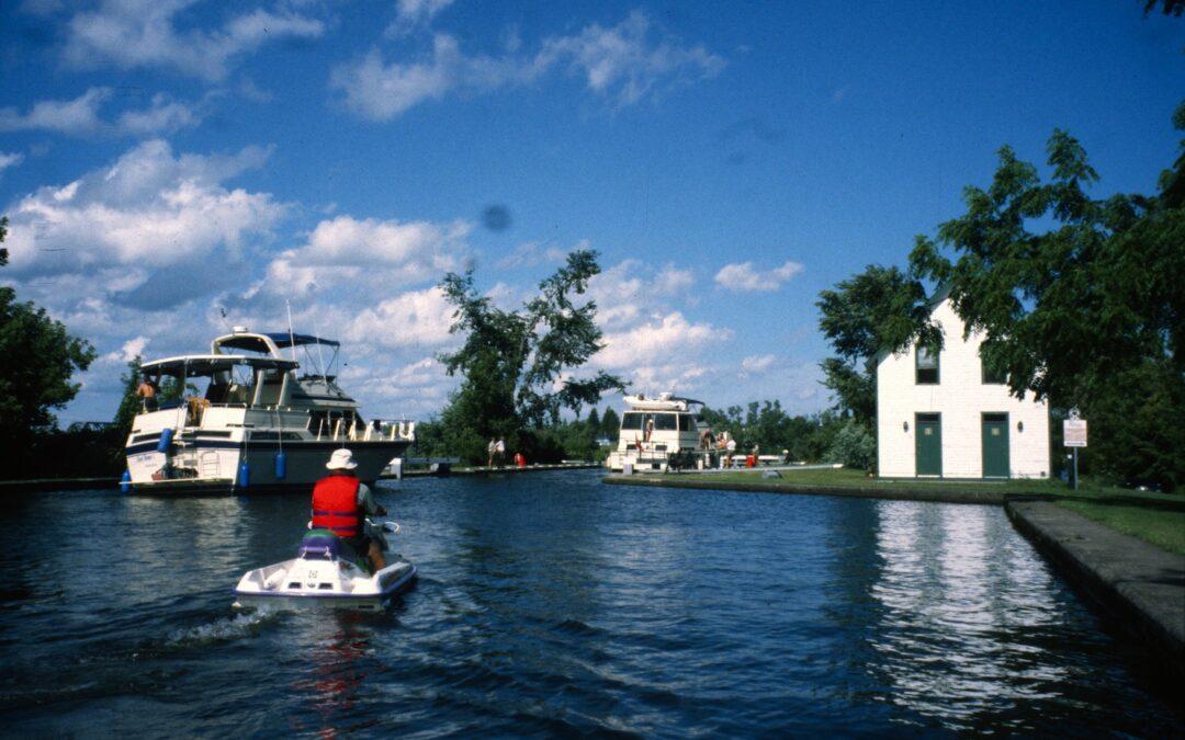Rideau Canal Sea Doo Tour Ontario Ride Planner