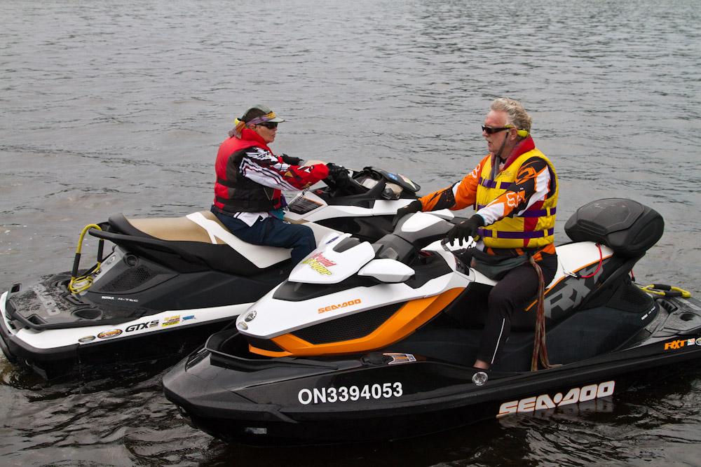 Sea Doo Suspension Adds Best PWC Riding Comfort