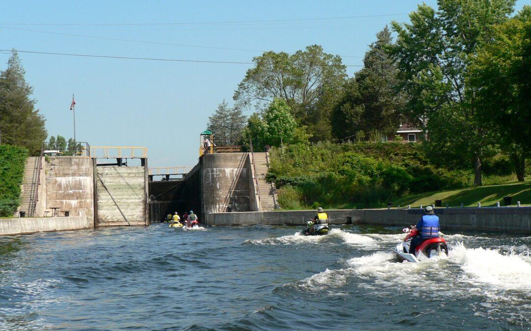 Trent Severn Waterway Sea Doo Tour Ride Planner
