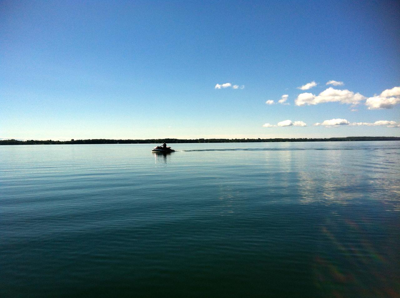 Bay of Quinte Sea Doo Tour