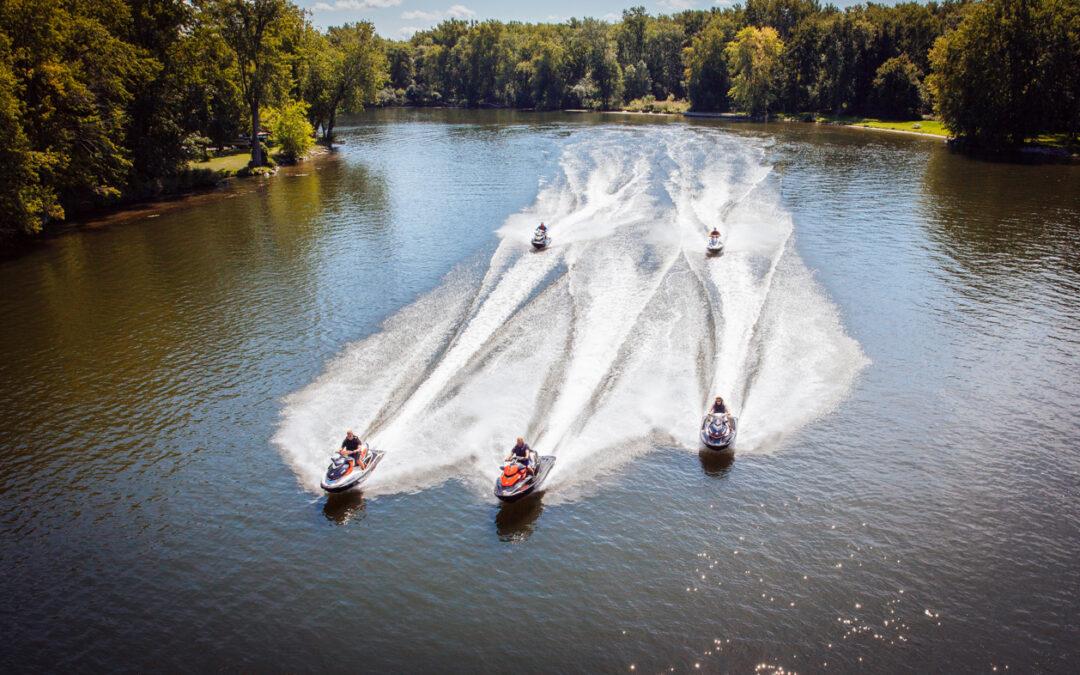 Trent River Otonabee River Sea Doo Tour Ride Planner