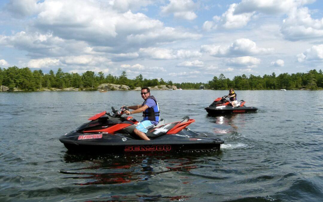 Best Kawartha Lakes Sea Doo Tour Ride Planner