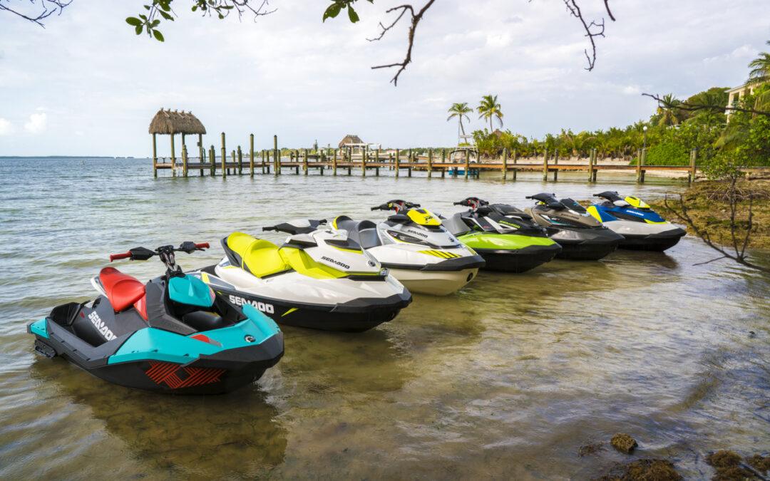 Choosing Sea Doo Watercraft With Online Tool