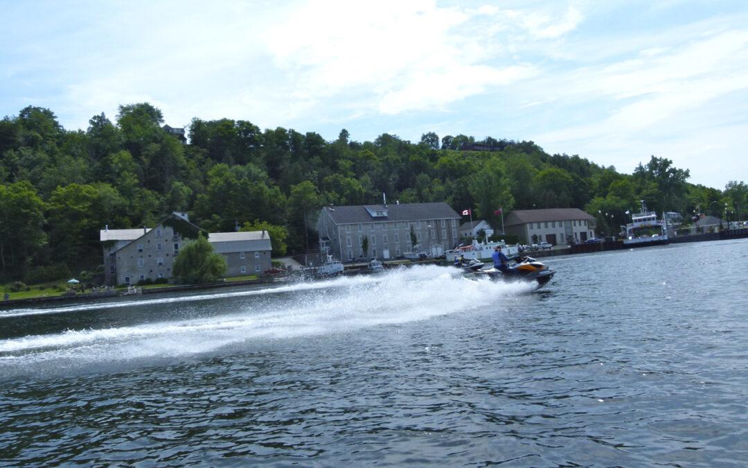 Bay of Quinte Sea Doo Tour Video Ontario