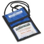 waterproof neck pouch