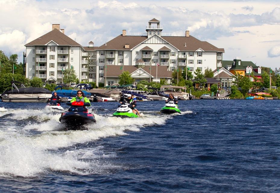 Best Ontario Sea Doo Tour Lodgings Near Water