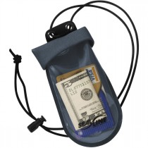 Waterproof Neck Pouch Keeps Valuables Dry & Safe