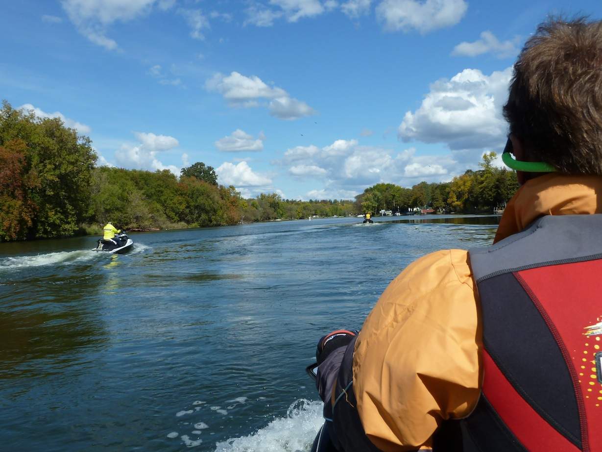 Trent River Otonabee River