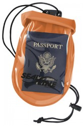 Photo of Large SEE Waterproof Neck Pouch