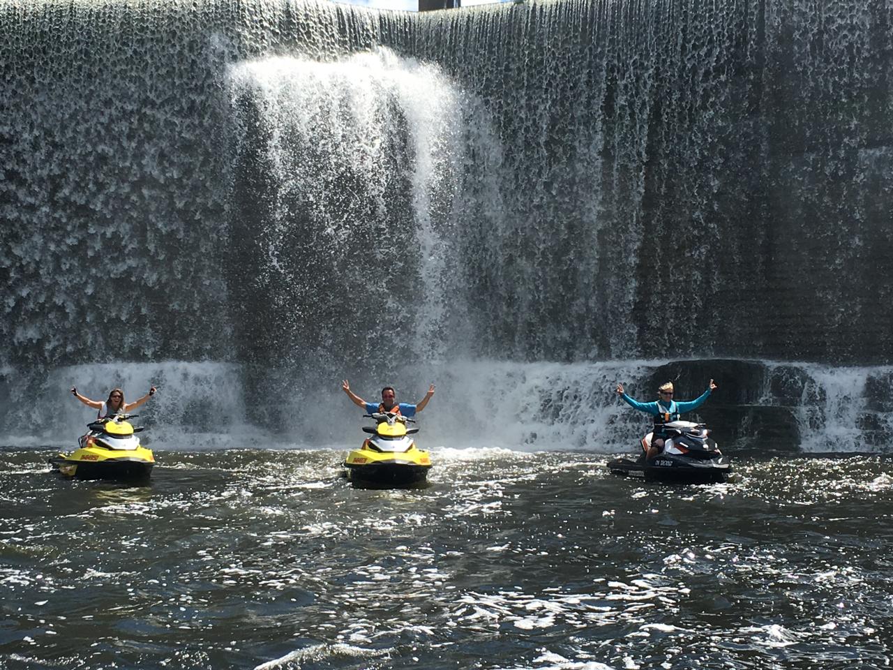 Sea Doo River Rides