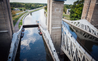 Six Best Ontario Waterway Bypass Systems & Locks