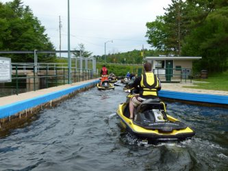 Six Best Ontario Waterway Bypass Systems: Port Carling Small Lock