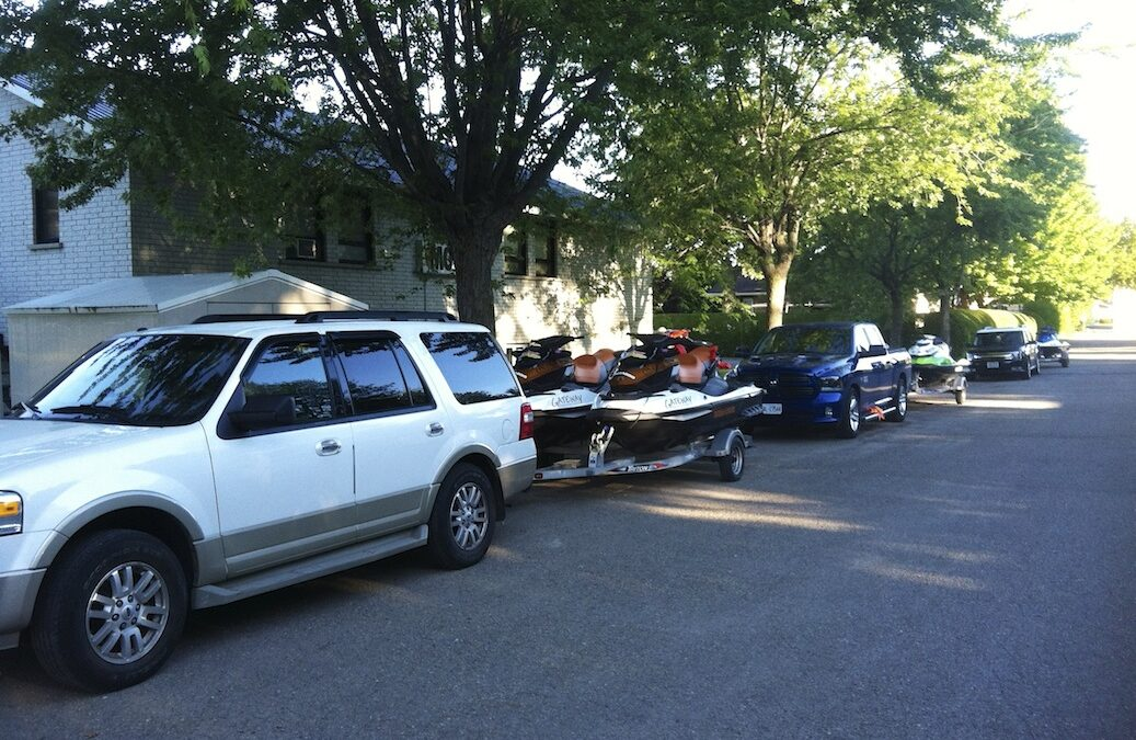 Best PWC Trailering Tips For Sea Doo Tours