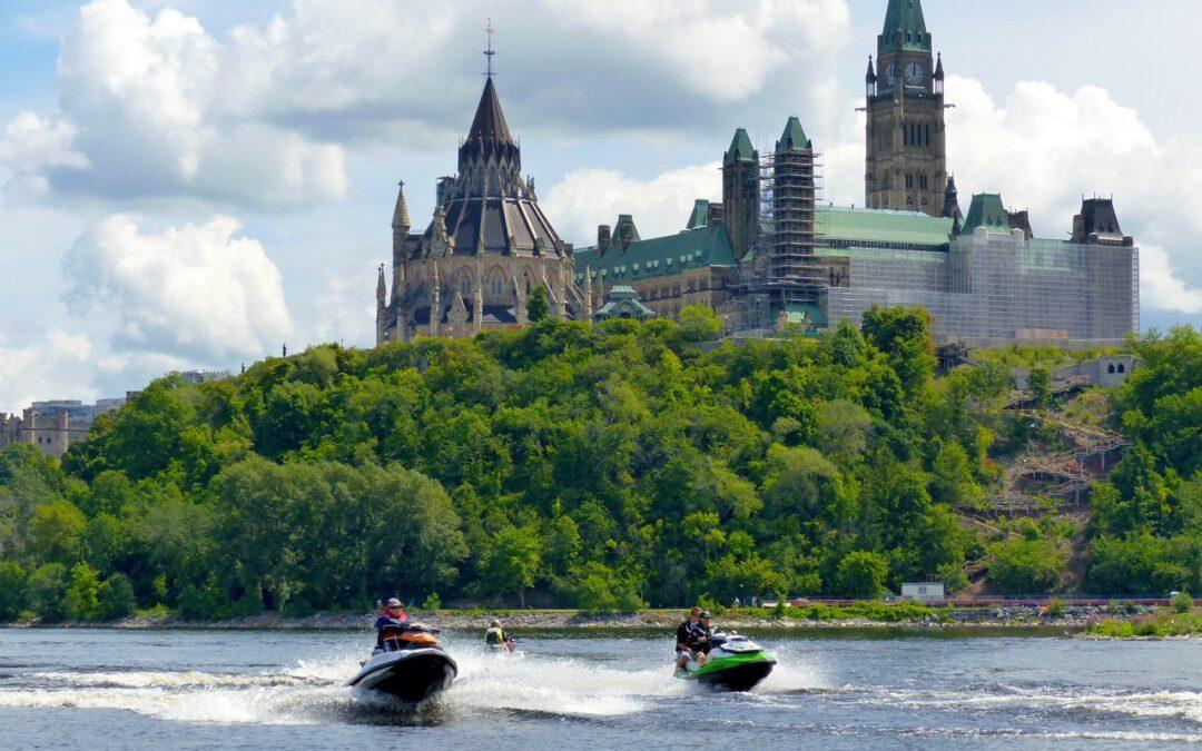 Best Lower Ottawa River Ontario Sea Doo Tour Planner
