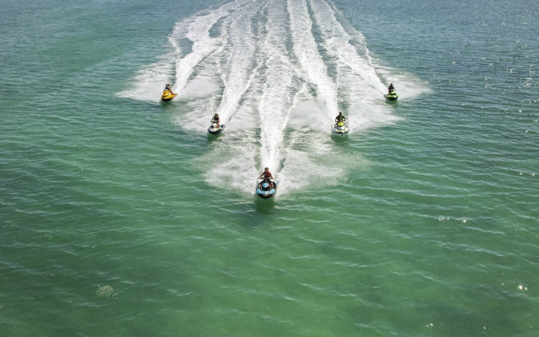 Getting Ready To Sea Doo Ride For Summer