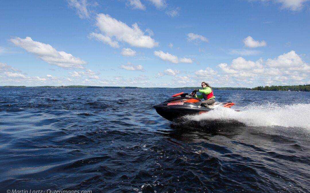 Huntsville Area Sea Doo Tour in Muskoka Ontario