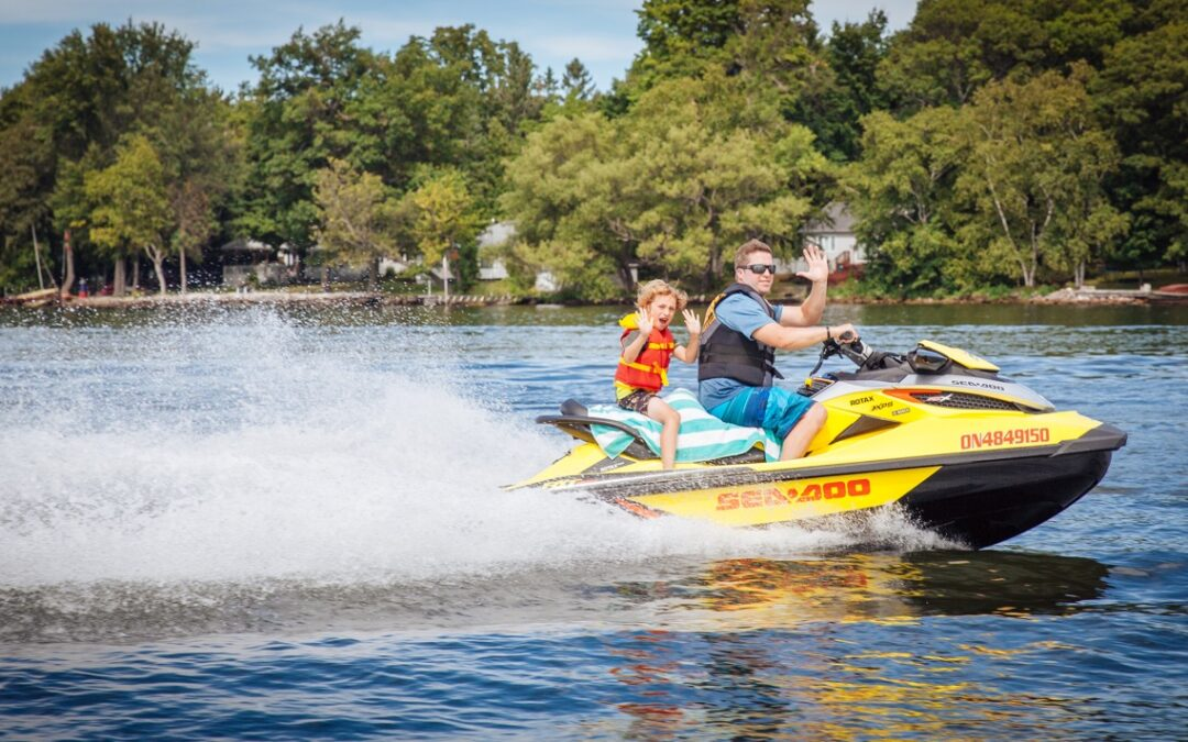 Peterborough Kawarthas Ontario Sea Doo Tour Planner