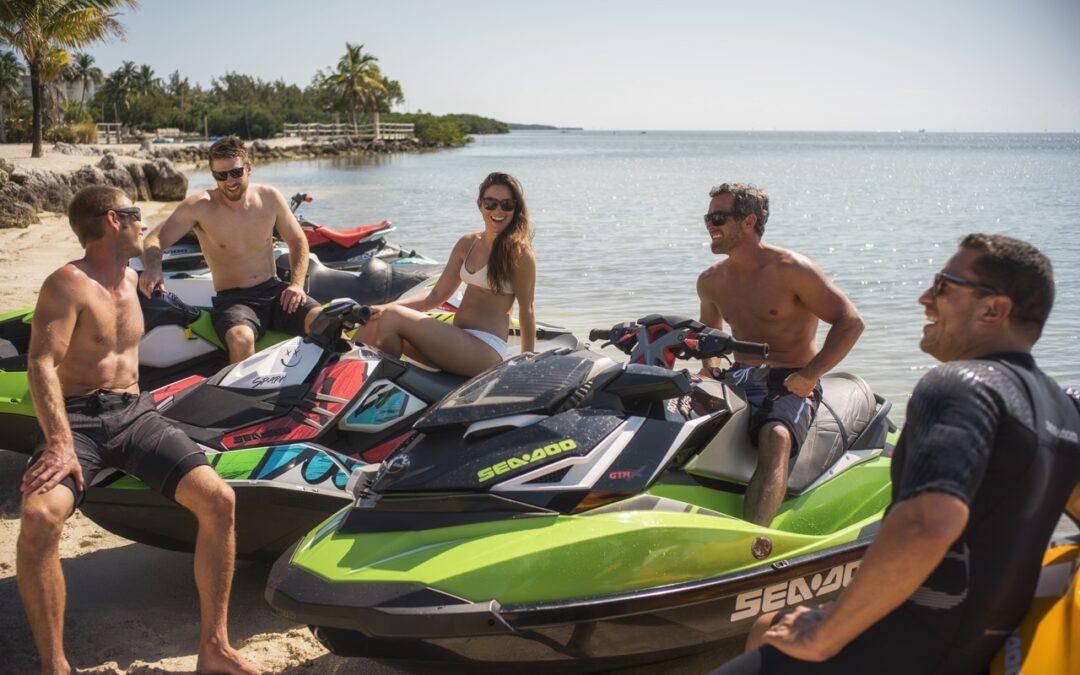 Jet Ski Planning Tips for Sea Doo Tours